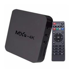 ANDROID BOX MXQ-4K - ULTRA HD - ANDROID 8.1 - 2GB RAM - 16GB MEMORIA