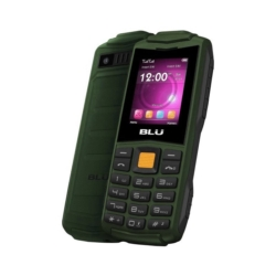 CELULAR BLU FLASH F010 - 2 CHIPS - VERDE