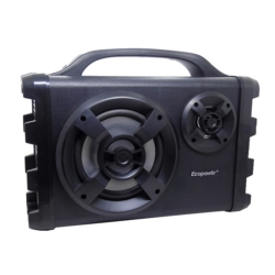SPEAKER ECOPOWER EP-2190 - USB - CARTAO TF - CONTROLE - BLUETOOTH