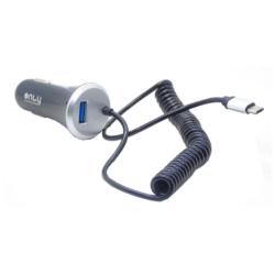 CARREGADOR ONLY - 1 USB - V8 - 3.1 - 12/24V - BIVOLT