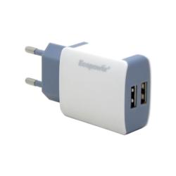 CARREGADOR UNIVERSAL ECOPOWER - EP-70665 - 2 USB - BIVOLT - 2.1A