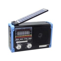 RADIO ECOPOWER EP-F88 - BATERIA - SD - USB - BIVOLT - SOLAR
