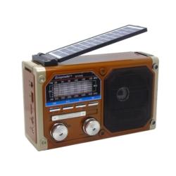 RADIO ECOPOWER EP-F97 - BATERIA - SD - USB - BIVOLT - SOLAR
