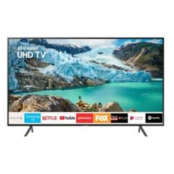 TV SAMSUNG LED UN50RU7100 - 4K - ULTRA HD - SMART - 50 POLEGADAS
