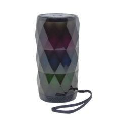 SPEAKER ECOPOWER EP-2302 - USB - CARTAO TF - RADIO FM - BLUETOOTH
