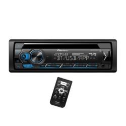 TOCA CD PIONEER - DEH-S4250BT - BLUETOOTH - USB - 2 RCA - CONTROLE - MIXTRAX