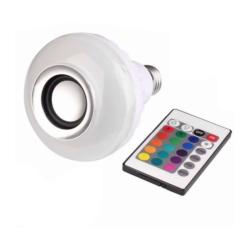 LAMPADA LED BLUETOOTH - COM CONTROLE - USB - 12W