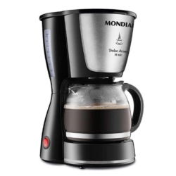 CAFETEIRA MONDIAL DOLCE AROMA - C-30 - INOX - 110V