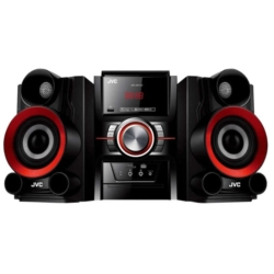 SOM JV MX-DN100 - BLUETOOTH - USB - DVD - RADIO FM - 1400W - BIVOLT