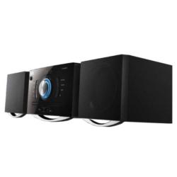 MINI SYSTEM JVC UX-DN300 - DVD - BLUETOOTH - USB - RADIO FM