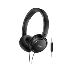 FONE PHILIPS SHL5005/00 - ARCO - DJ - MP3 - IPOD - PRETO