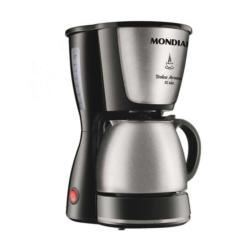 CAFETEIRA MONDIAL DOLCE AROM - C-34 - INOX - 220V