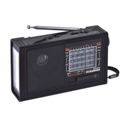 RADIO SATELLITE AR-303BT - BLUETOOTH - RADIO FM - USB -TF