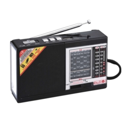 RADIO SATELLITE AR-307BT - BLUETOOTH - RADIO FM - USB -TF