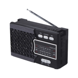 RADIO SATELLITE AR-309BT - BLUETOOTH - RADIO FM - USB -TF