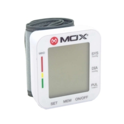 MEDIDOR DE PRESSAO MOX - MO-WBP65 - PULSO