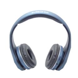 FONE DE OUVIDO MOX - MO-BH551 - MICRO-SD - BLUETOOTH - AUXILIAR - VERDE