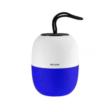 SPEAKER WESDAR SH03 - BLUETOOTH - AUXILIAR - TF - USB