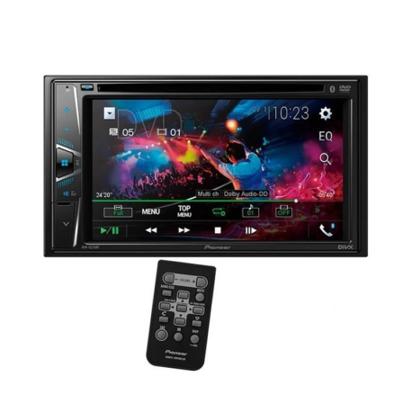 DVD CAR PIONEER AVH-G225BT - 6.2 POLEGADAS - USB - CONTROLE - BLUETOOTH