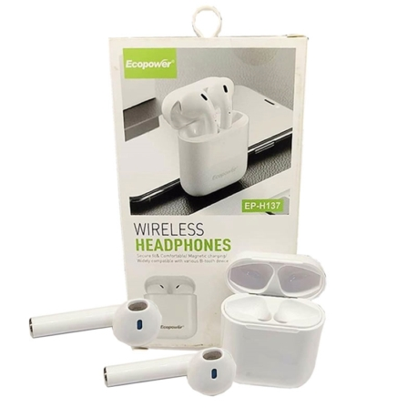 FONE ECOPOWER EP-H137 - BLUETOOTH - AIRPODS