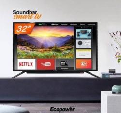 TV 32'' ECOPOWER EP- TV032 SMART/WIFI/DGT