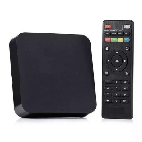 ANDROID TV BOX 8K ULTRA HD - 4GB RAM - 32GB MEMORIA
