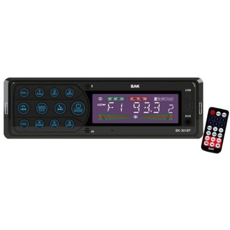 RADIO CAR BAK BK-301BT - MP3/USB/BT