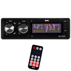 RADIO CAR BAK BK-303BT - MP3/USB/BT