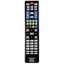 CONTROLE UNIVERSAL TV LCD/LED ECOPOWER EP-8611
