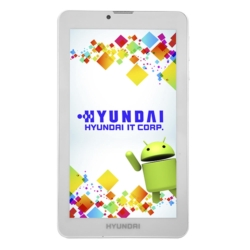 TABLET HYUNDAI 7427/Q-CORE/3G /16GB/WHI