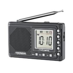 RADIO MONDIAL RP-04 10 BANDAS