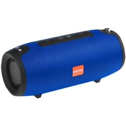 SPEAKER MOX MO-S119 BLT/SD/USB/AUX - AZUL