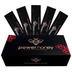 MEL DA MALASIA (CX 12 SACHES) POWERHONEY