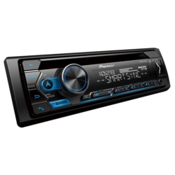 TOCA CD PIONEER DEH-S4200 USB/BT/2RC/MIX/SUB