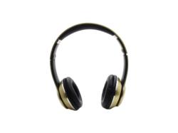 FONE MOX MO-B899 - BLUETOOTH - FM - MICROFONE - CARTAO SD - DOURADO