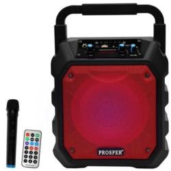 "PARLANTE PROSPER -P-1070 6.5""USB/BLUT/MICROF INALAMB."