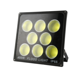 REFLETOR LED FLOOD LIGHT (FINO) 400W - 220V