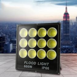 REFLETOR LED FLOOD LIGHT (FINO) 600W - 220V