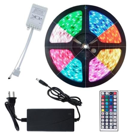 LED 5M COLOR 300 LED 12V FON/CONT/TUCANO