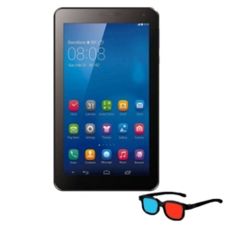 """TABLET IPRO 7"""" SPEED-3 32GB/2-R/3G/DS/ PRETO"""