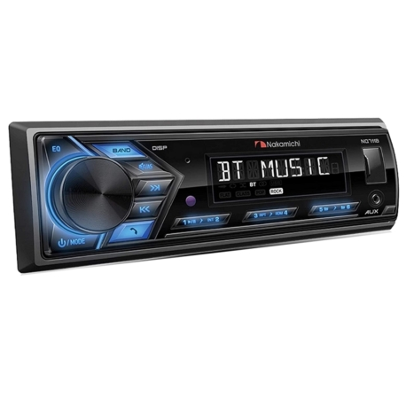 RADIO CAR NAKAMICHI NQ-711B/USB/BLT/SD
