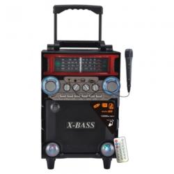SPAKER MEGASTAR RX2088BT/USB/RADIO/BLT./BAT