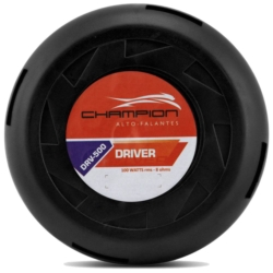 DRIVER CHAMPION DRV-500 100WRMS