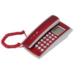 TELEFONE OHO COM FIO KX-T071CID BINA