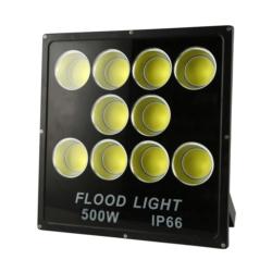 REFLETOR LED - FLOOD (FINO) 500W/220V