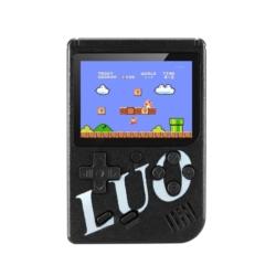 APARELHO GAME BOX SUP 400 IN 1 LUO LU-SY01