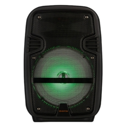 "SPEAKER KOLAV F12A 6.5"" REC/USB/TF/CONT/BLUETOOTH"