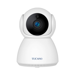 CAMERA IP TUCANO SMART TCQ9/WIFI/HD/PROFISSIONAL