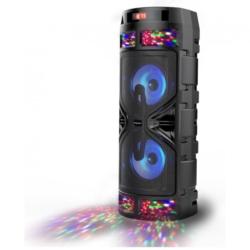 PARLANTE ECOPOWER EP-2200 USB/FM/CONT. BLUTH