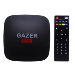 ANDROID TV BOX GAZER P15 8K/DR64GB/64GB